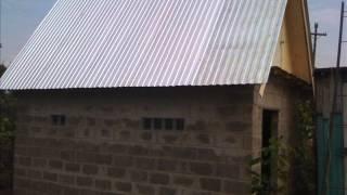 видео Бани из керамзитобетонных блоков своими руками
