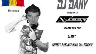 [MIX] D. J. Dany Pres. Freestyle Project music collection [Version 1]