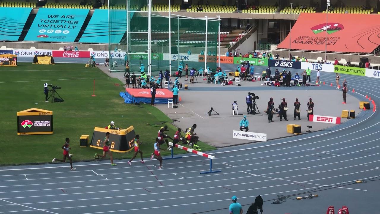 Download SEREM wins Gold in Steeplechase as KOECH takes Bronze At Kasarani Stadium World U20 Championships