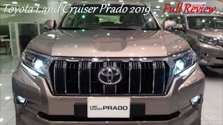 Toyota Prado 2019 - Top of the Range VX.R V6 - Full Interior & Exterior Review -  Dubai, UAE