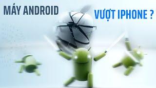 """Lý do điện thoại Android mãi """"KHÔNG ĐẲNG CẤP"""" bằng iPhone :("""