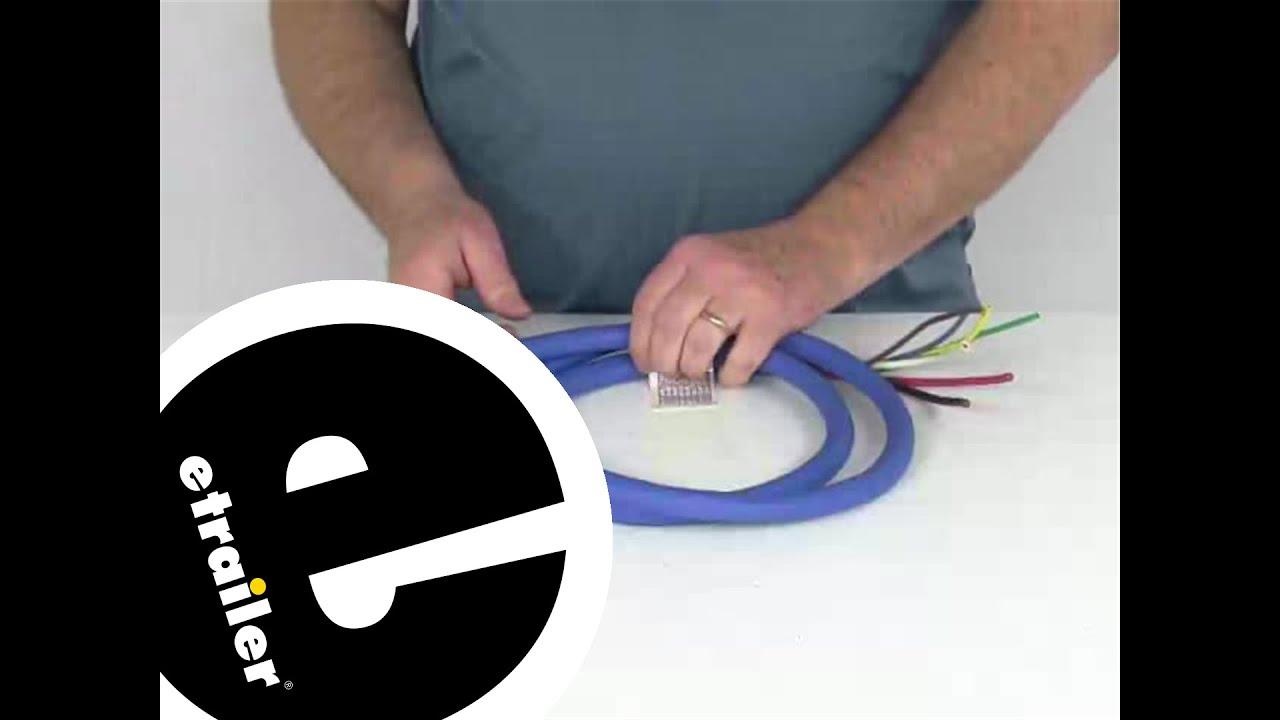 bargman rv plug wiring etrailer bargman wiring trailer connectors 54006 009 review  trailer connectors 54006 009 review