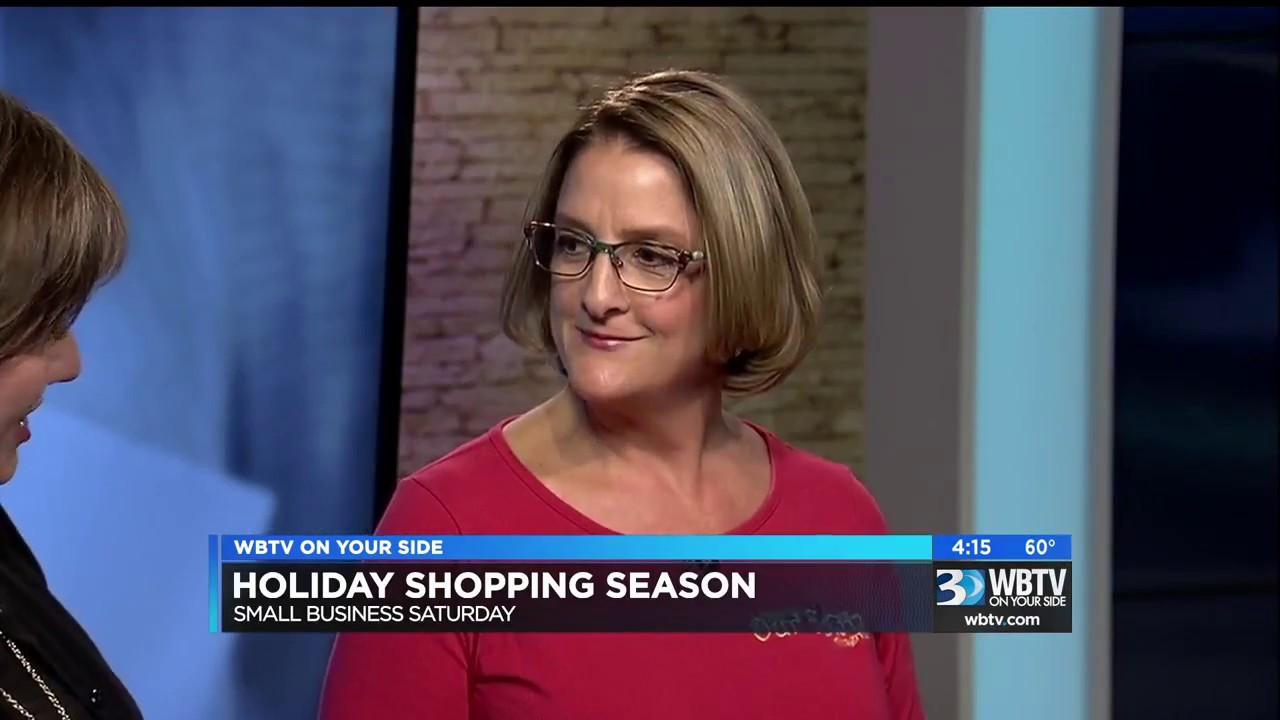 Our Town America knows Small Business Saturday is Big Business - WBTV  Charlotte