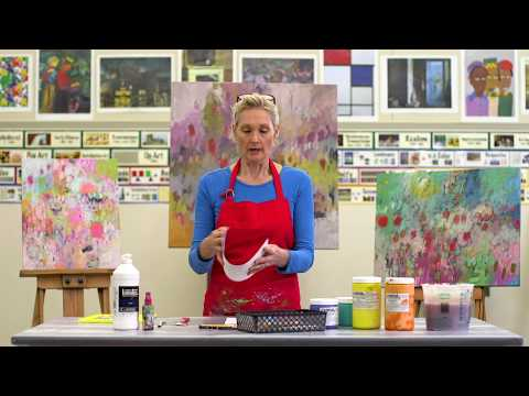 INTRO TO ABSTRACT ART  - ABSTRACTLY YOURS,  EPISODE 1