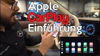 Apple CarPlay bei Mercedes-Benz | Smartphone Integrationspaket | Was ist gut, was nicht?