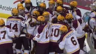 Gopher Hockey Falls to Ohio State in B1G Tournament 3-1