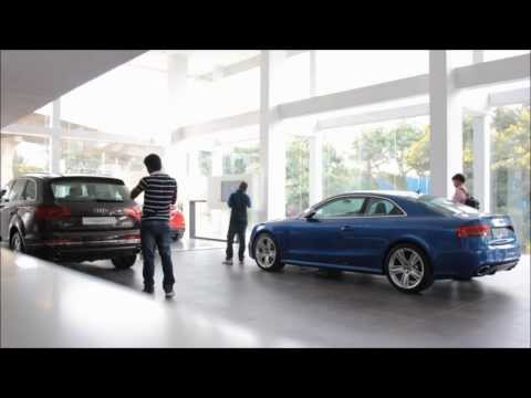 Audi Showroom, Bangalore