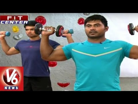 Fit Center   Trainer Venkat Fitness Tips   Six Pack   Healthy exercise   V6 News
