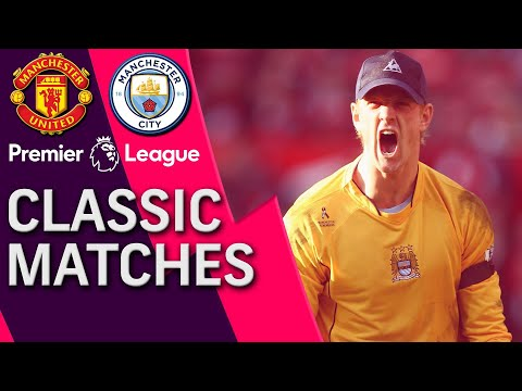 Manchester United v. Manchester City | PREMIER LEAGUE CLASSIC MATCH | 2/10/08 | NBC Sports