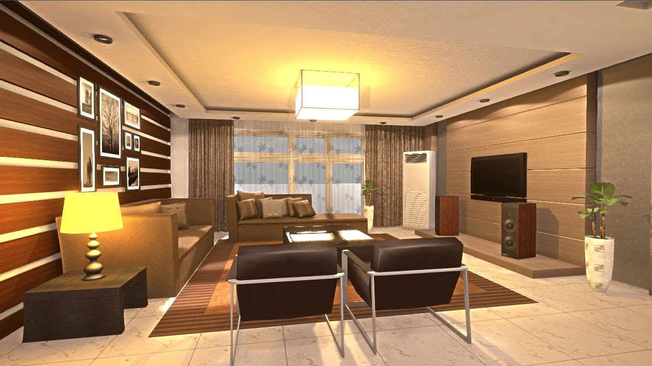 Architectural visualisation interior project smith 39 s home for Unity 3d room design