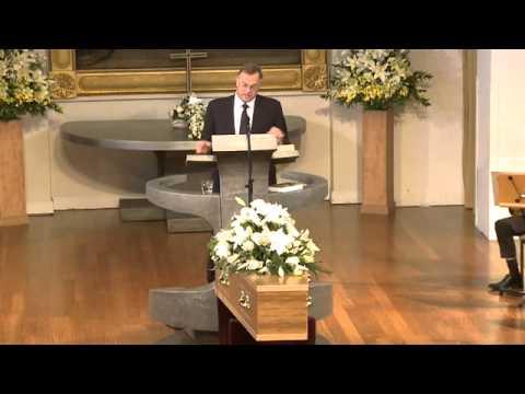 Langham Partnership - John Stott Funeral (edited version)