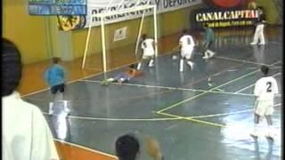 Iedit Rodrigo De Triana- Campeón Fútbol de Salón 2002