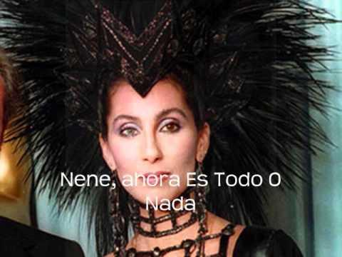 All Or Nothing Cher Subtitulada Al Español