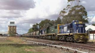 NSW Railways, Southern Region, April - May 2009