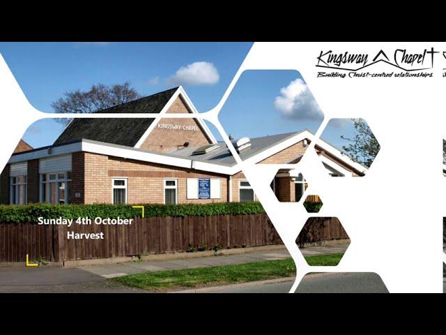 Harvest Sunday 04/10/2020 Geoff Thompson