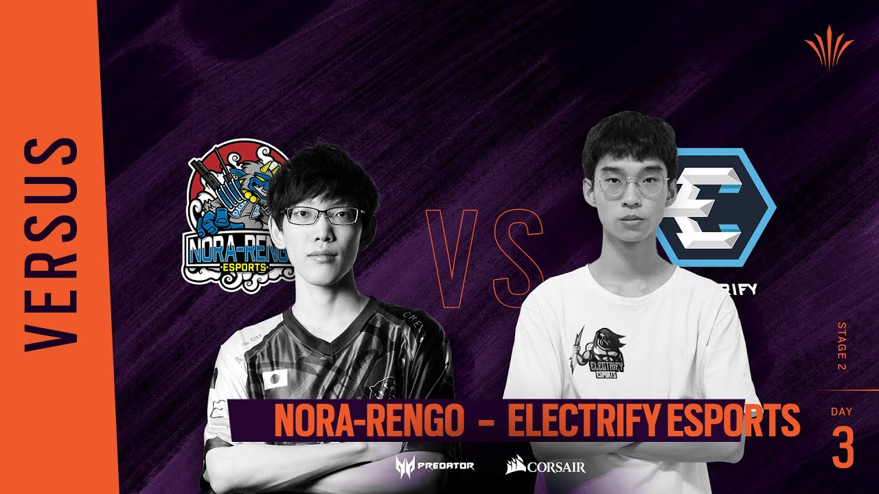 Download Nora-Rengo vs Electrify // Rainbow Six APAC North Division 2020 - Stage 2 - Playday #3