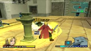 Fullmetal Alchemist 2: Curse of the Crimson Elixir (PCSX2 0.9.8)