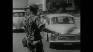 Suasana Jakarta tahun 1966