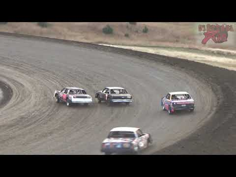RPM Speedway - 10-5-18 - 12th Annual Fall Nationals - Hobbystock Heats 1-2