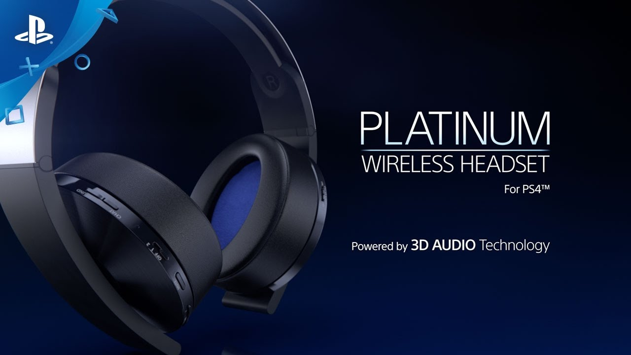 Platinum Wireless Headset  ddf94cc069