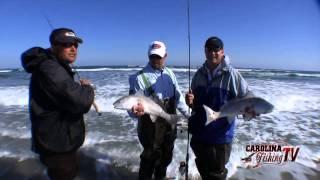 Carolina Fishing TV - Season2/1 - Bear Island Redfish
