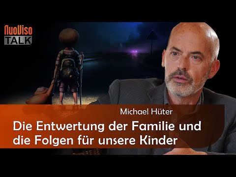 Die Entwertung der Familie und Folgen für Kinder - Michael Hüter (2/3)