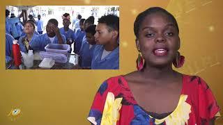Het 10 Minuten Jeugd Journaal 29 oktober 2019 (Suriname / South-America)