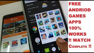 Video GET FREE BEST ANDROID GOOGLE  PAID APPS GAMES 2018 download MP3, MP4, WEBM, AVI, FLV April 2018