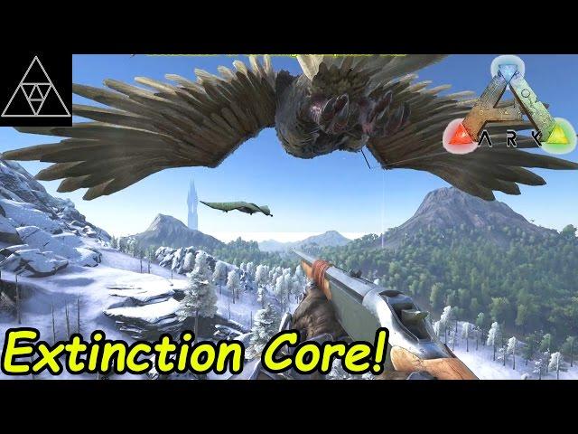 ARK Extinction Core #010 ► Quetzal zähmen! Upgrade, Augment & Blueprint Station!