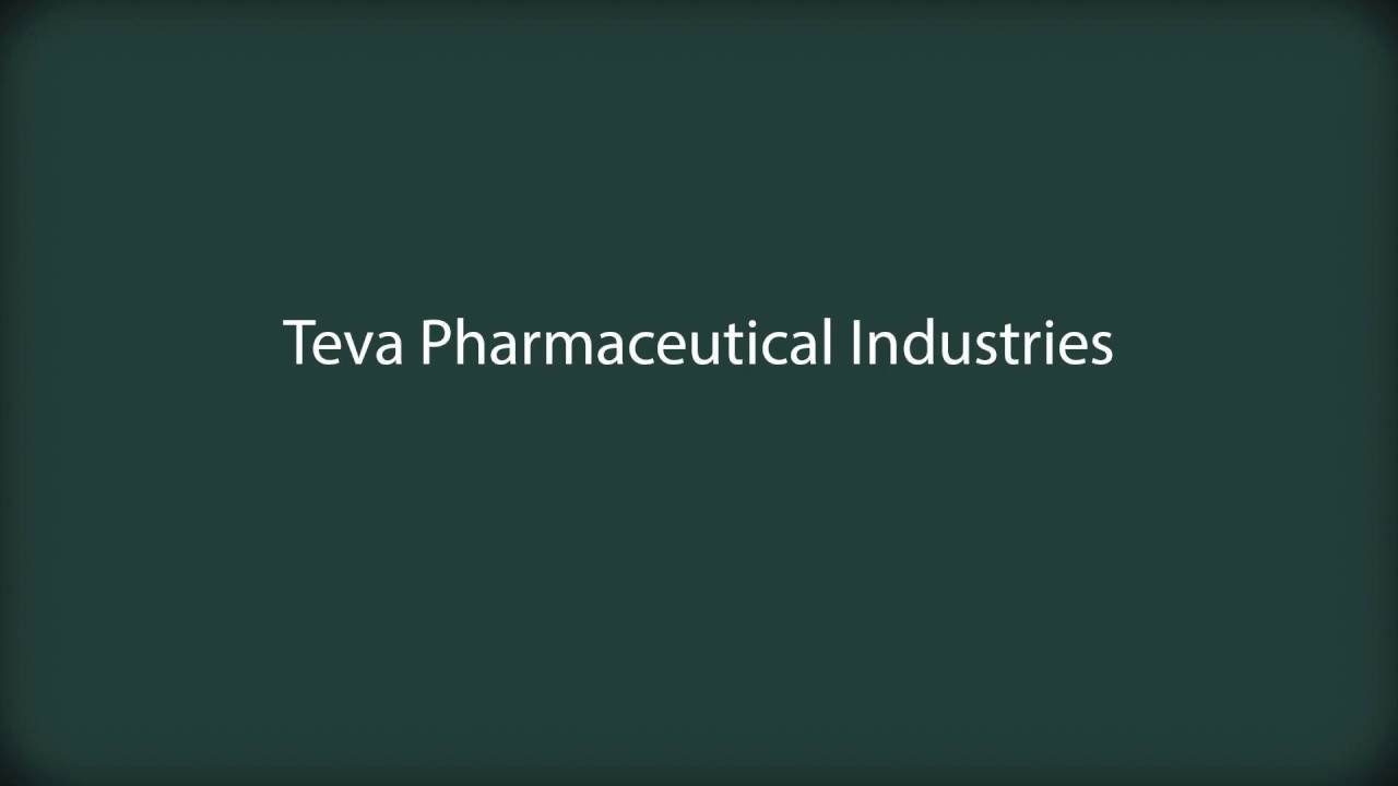 bd058c25eee8 How to pronounce Teva Pharmaceutical Industries - YouTube
