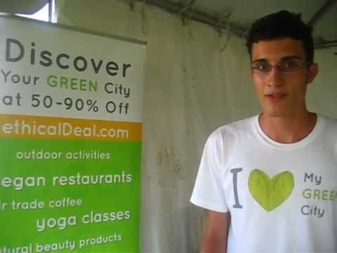 Ethical Deal Toronto @ Conscious Food Festival 2011