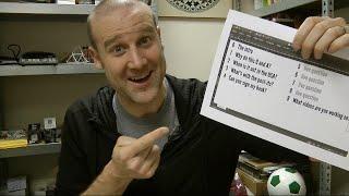 Live Q + A with Matt Parker thumbnail
