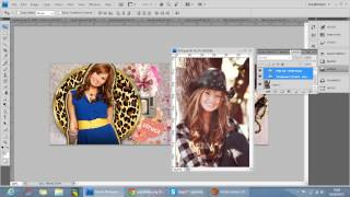 C4p4s For You - Tutorial Capa Debby Ryan | #Gabi Malik