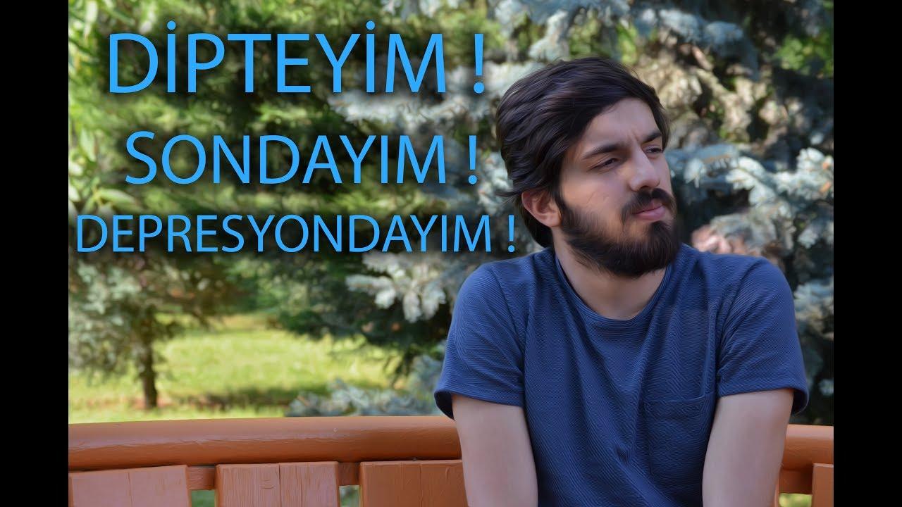 Download DİPTEYİM ! SONDAYIM ! DEPRESYONDAYIM ! | Ahmet Taha