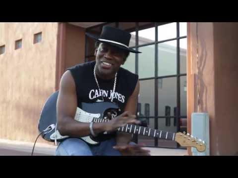 Carvin Jones: Bluesman