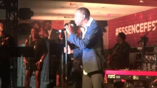"Tevin Campbell LIVE ""Always In My Heart"" Essence Festival 2014"