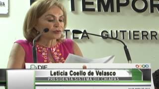 Inicia DIF Chiapas campaña gratuita de registro extemporáneo de menores de 18 años