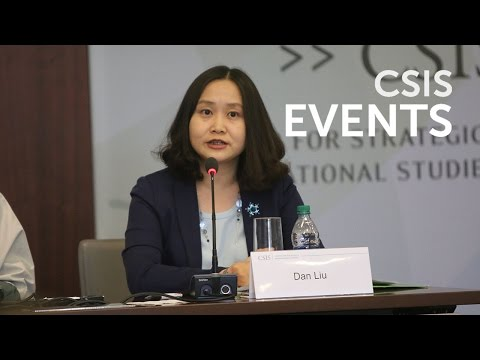 Sixth Annual CSIS South China Sea Conference: The Environmental Question