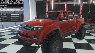 GTA 5 - DLC Vehicle Customization - Karin Everon - and Review