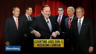 Sheldon Adelson's Bad Bets on GOP Candidates