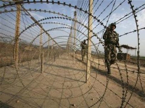 India Plans 5 Layer Lock At Pakistan Border To Prevent Pathankot Like Attacks - YouTube