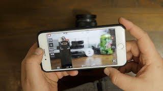 2018 Full Screen Panasonic Image App - GH5