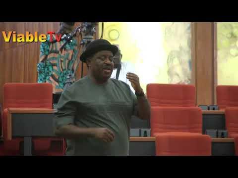 Kaduna Killings : APC Plugging Nigeria Into Anarchy -Sen. Sam Egwu