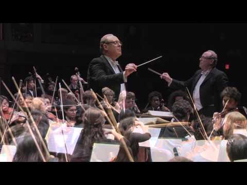 Respighi Feste Romane (Roman Festivals) Kenneth Kiesler, conductor