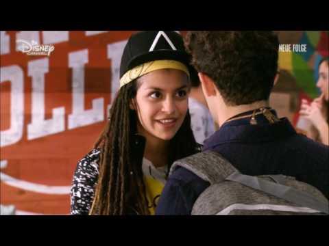 Soy Luna 2 Folge 15 - Matteo bietet Luna seine Hilfe an (Deutsch)