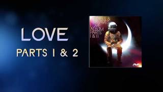 "ANGELS & AIRWAVES ""LOVE PARTS 1 & 2"" DOUBLE ALBUM - AVAILABLE ON 11.08.11"