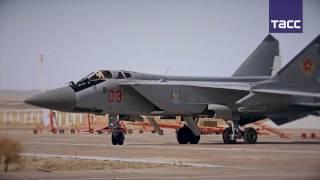 Российские МиГ-29 спасли угнанный самолет от
