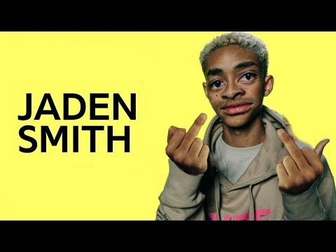 Jaden Smith is EXTREMELY WOKE!