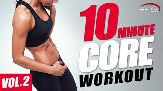 10 Minute CORE Workout