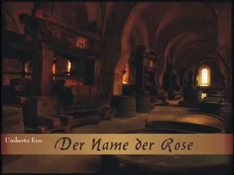 Der Name der Rose   von Umberto Eco    Hörbuch